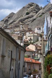 Pietrapertosa, Dolomiti Lucane